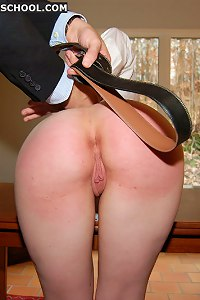 Belt Spanking Pictures