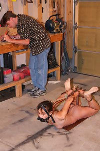 Hog tied Pictures