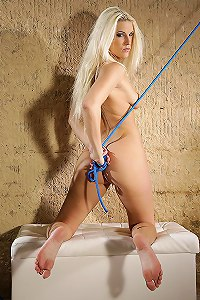 Blonde Bdsm Pictures